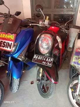 SCOOPY BENING CASH KREDIT TUKAR TAMBAH BUKA SAMPAI MALAM