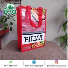 goodie bag mini tas belanja ramah lingkungan souvenir tas unik murah