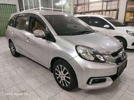 DP 10JT. Honda Mobilio Prestige E CVT 2015. Silver. Plat H. Istimewa