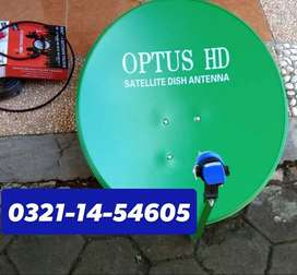 HD DISH ANTENNA