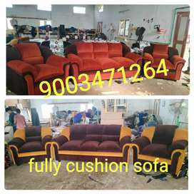 Fashion cushion sofa manufacturing with guaranteed, normal price