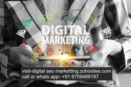 DIGITAL SEO MARKETTING provide SEO,PPC,WEB DESIGN,SOCIAL MEDIA MARKETI