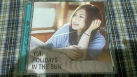 CD YUI Holidays In The Sun