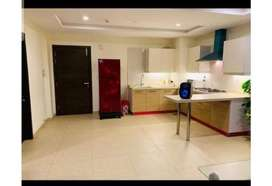 1bed room falt semi furnished on installment in heights1ex bahria rwp