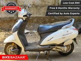 Honda Activa on Easy EMI and Warranty