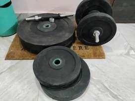 Pvc weight
