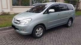 Toyota Innova G diesel 2006 Manual KHUSUS yang cari kondisi SUPER !