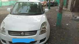 Maruti Suzuki Swift Dzire 2011 Diesel 72000 Km Driven