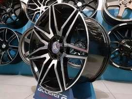 Velg Audi Mercedes Mini Cooper murah Double Spoke 19x8.5-9.5 5x112