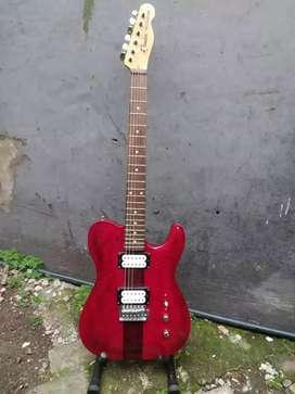 Gitar fender telecaster semi updown