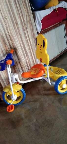 Babyhug tricycle for baby's