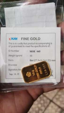 Jual beli emas pati