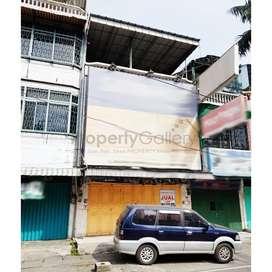 Ruko Jalan Katamso (dekat Jalan Sakti Lubis) Medan