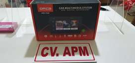 Double din android Full glass Ram 2Gb  Plus pasang di Periuk