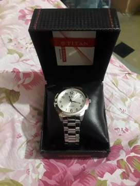 New Titan Watch for sale...