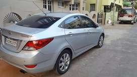 Hyundai Verna Fludic SX DIESEL MANUAL