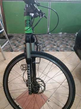 Fullbike sepeda Rakitan, bukan united, polygon, roadbike, lipat