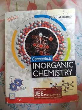Balaji inorganic chemistry book