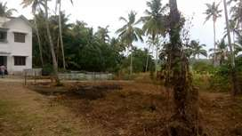 Beautiful residential land available for urgent sale  .