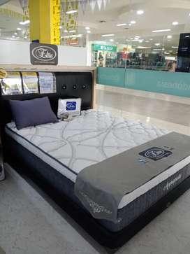 Kredit Homecredit Elite Complete Queen bed set 160x200