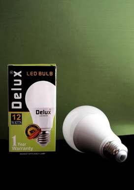 new led bulb 12 watts with 1 year warranty