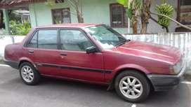 Jual : Corolla GL , Tahun 85, Merah, Plat H