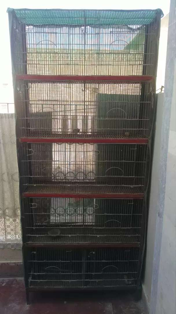 Used Birds Cages for sale urgent 0