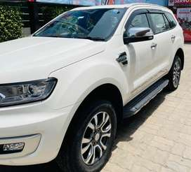 Ford Endeavour 2017 Diesel Immaculate Condition