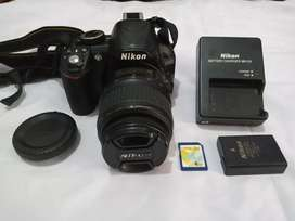 Nikon D3100 jarang pakai