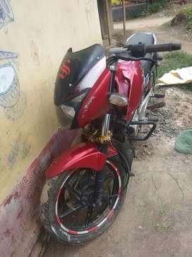 Pulsar 220cc Bike
