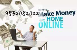 Suitable work for everyone at home based Data entry Jobs