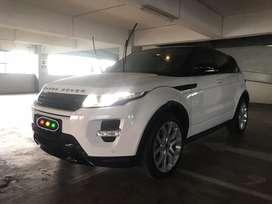 Dijual Range Rover Evoque 2012