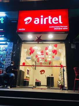 Female telecallers required for airtel at kondhwa