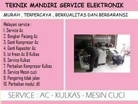 Andalan service Mesin cuci loundry Pompa air Ac – Kompor – Kulkas
