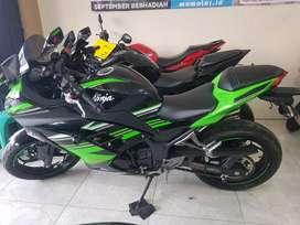 New ninja 250 se barang ready