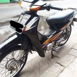 Dijual Honda Supra X surat lengkap Pajak Hidup