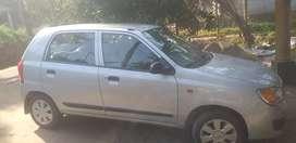 Alto k10 petrol.only 17000km run Good condition Silver Vxi