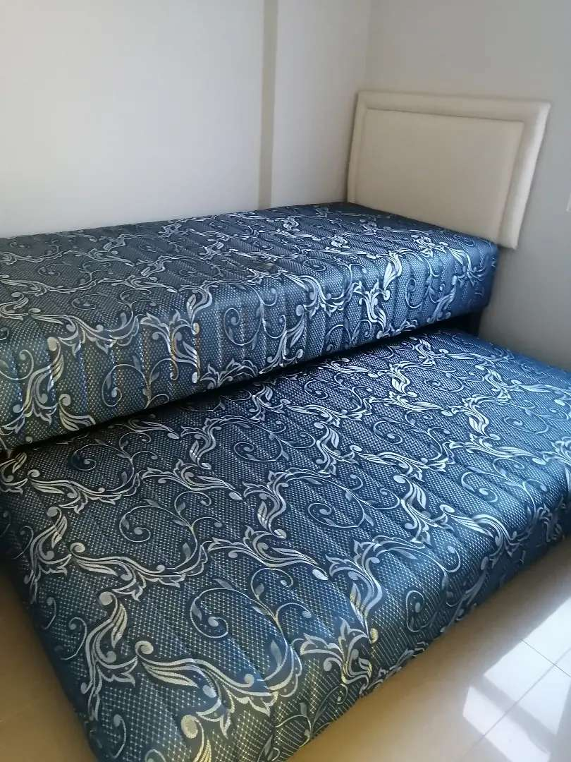 Kasur springbed single 2in1 guhdo sorong 90x200 central (baca iklan !) 0