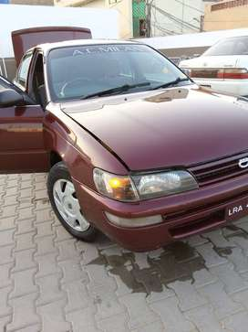 Toyota corolla XE g for sale.
