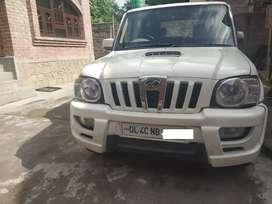 Mahindra Scorpio 2013 Diesel Well Maintained