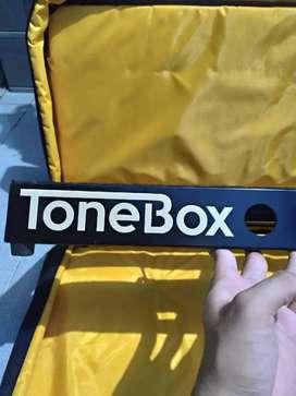 Pedalboard Tonebox 2.0 + gigbag Tonebox Ori