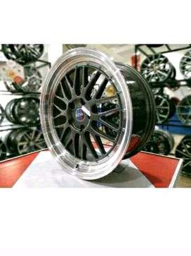 velg mobil racing lemans ring 19 hole 5x120 HSR discovery Bmw 1,2,3
