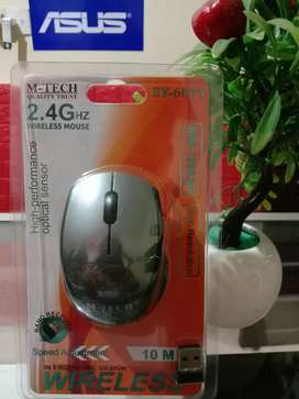 Jual Mouse Wireless M-Tech SY-6075