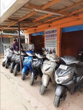 HONDA Dio 2019 single owner 3month engine warranty visit bikes24