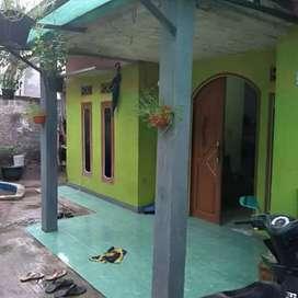Rumah kampung siap huni bojonggede