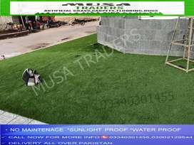 Artificial turff known as artificial grass