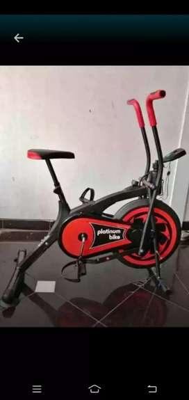 Promo murah sepeda statis 2 fungsi