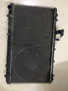 Sx4 radiator