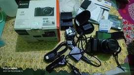 Jual Kamera mirrorless Sony a5000
