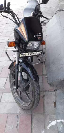 Splendor Bike for sale